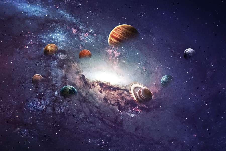 Dobrodružná cesta k planetám