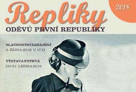 Repliky oděvů první republiky