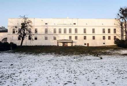 Zimní prohlídky zámku Fryštát