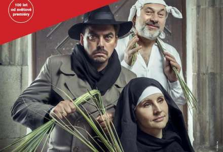 Triptych - Sestra Angelika, Plášť, Gianni Schichi - premiéra