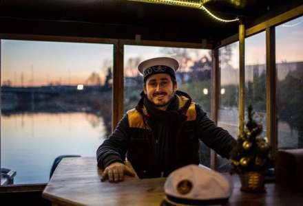 Adventní punčové plavby centrem Olomouce