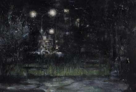 Výstava jednoho díla ze sbírek GVUO: Josef Bolf: V noci
