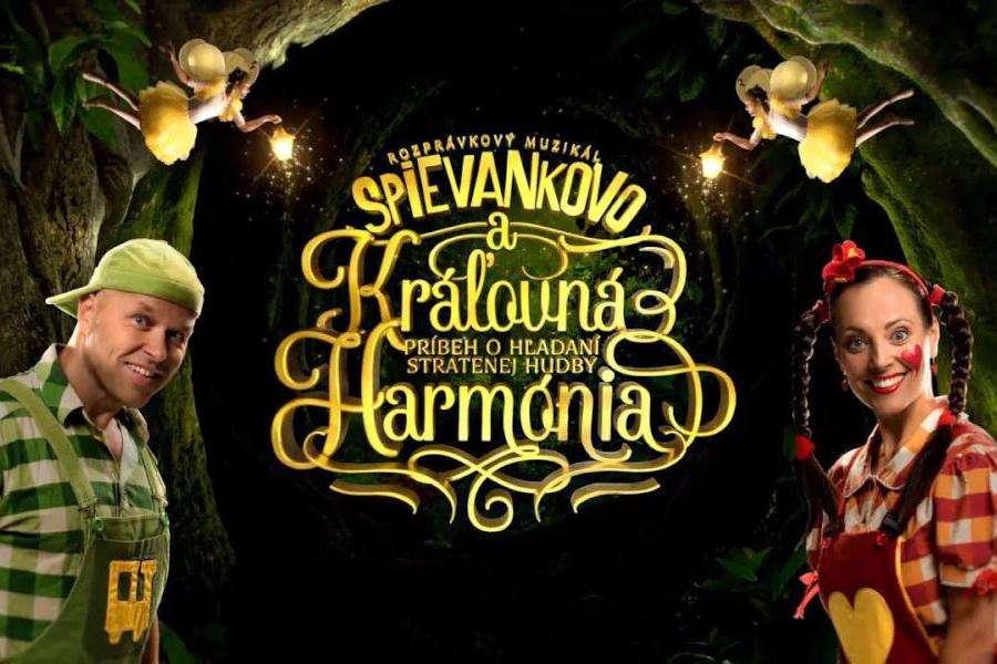 Spievankovo a kráľovna Harmónia