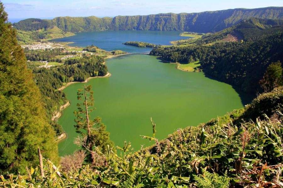 Madeira a Azorské ostrovy