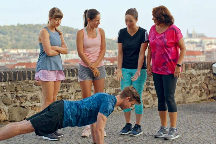 Ženy v běhu