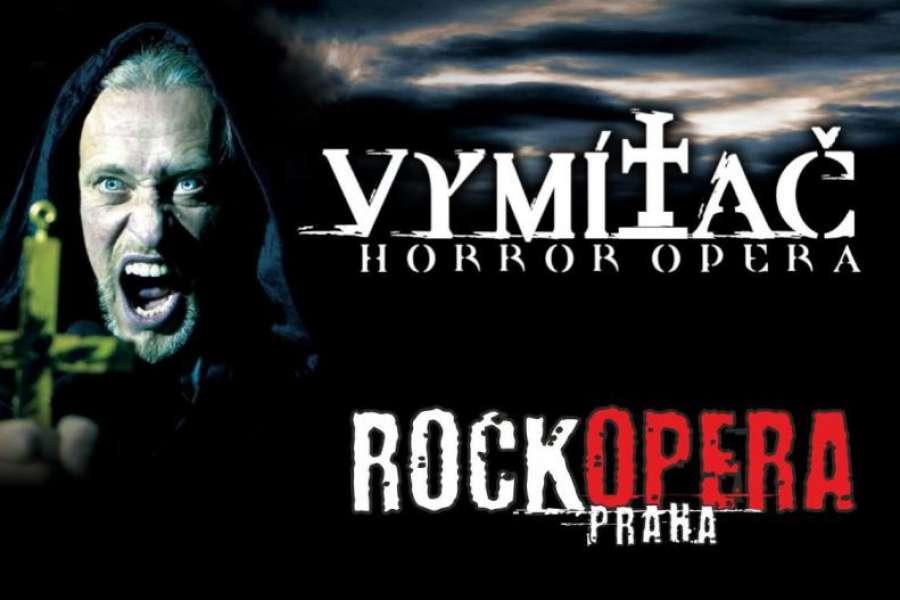 Vymítač RockOpera Praha