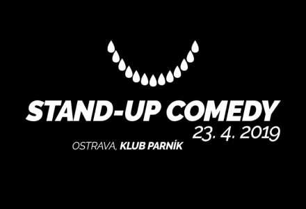 Slzy štěstí v Ostravě & Stand-up comedy