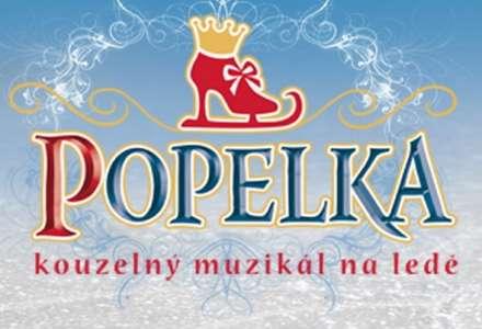 Popelka - muzikál na ledě