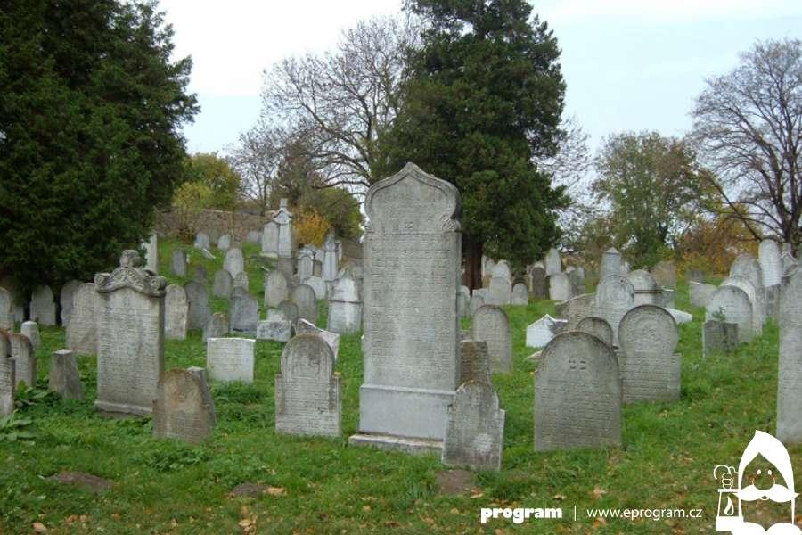Židovské synagogy a hřbitovy