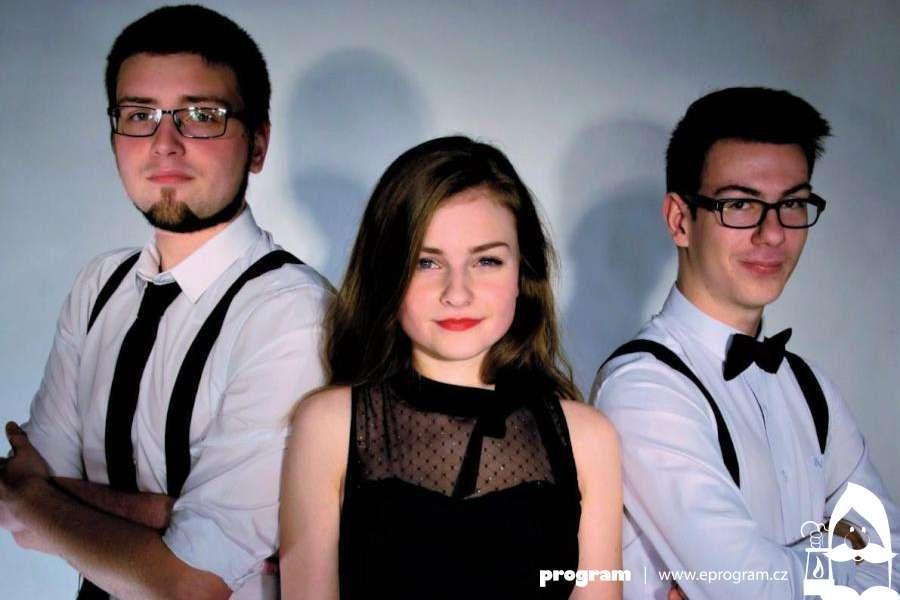 Tři Vykřičníky!!! - nedělní odpolední koncert