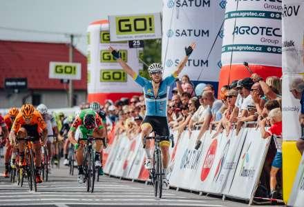 Cyklistický Czech Tour letos také v Ostravě a jeho okolí