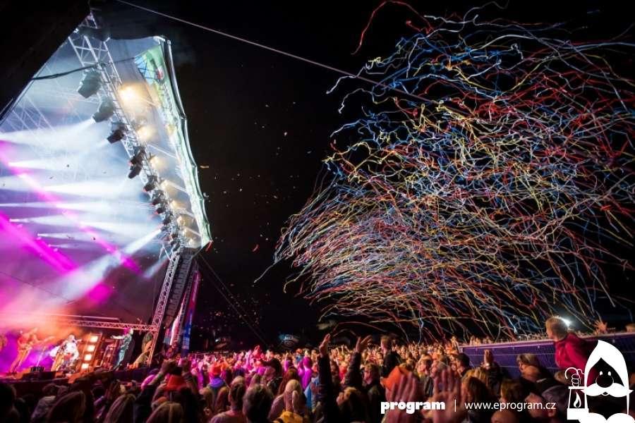 Další rockový festival v Hradci nad Moravicí