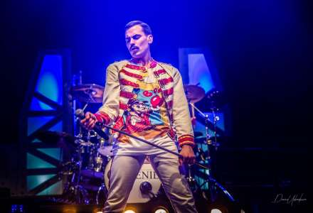 Bohemian Rhapsody na živo