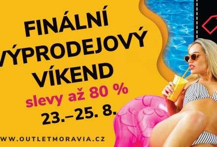 Ostrava zažije největší outletový výprodej a parkurovou show