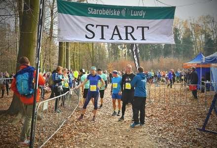 5. Starobělské Lurdy: registrace v plném proudu, zapotí se běžci i vyznavači kondiční chůze