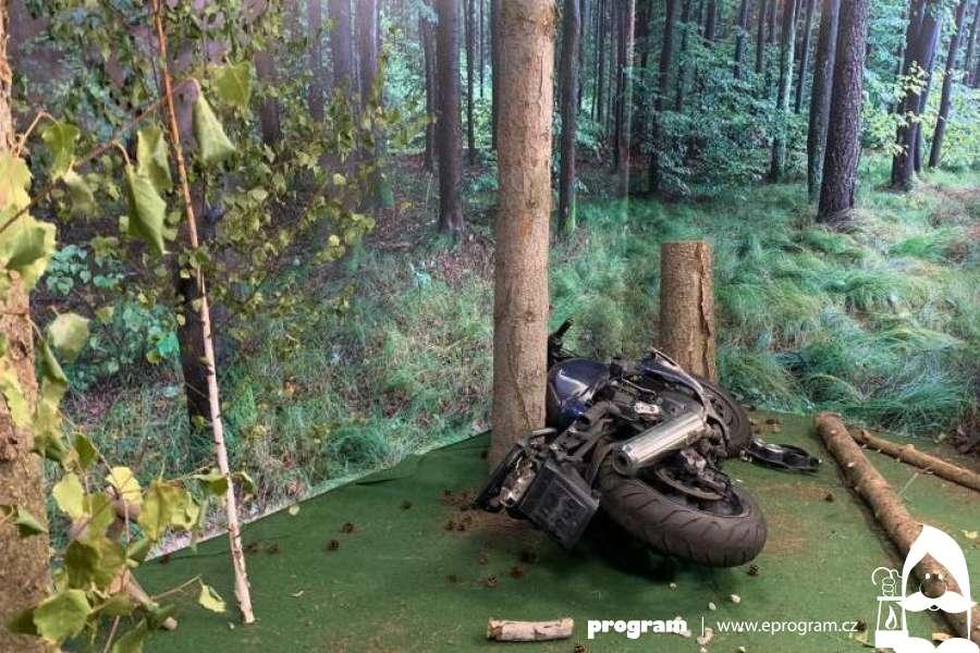 CRASH!!! Výstava o dopravní bezpečnosti a nehodách