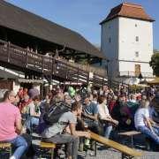 Hradní hodokvas aneb lokální hodování na Slezskoostravském hradě