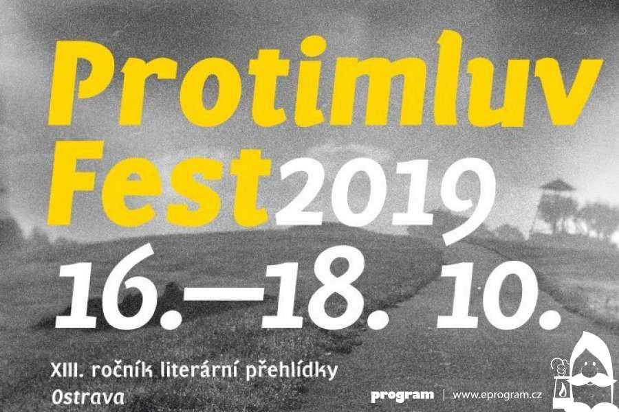 Další mezinárodní ProtimluvFest je tady