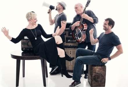Jamie Marshall's Amplified Acoustic Band v Ostravě