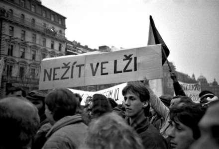 Oslavy sametové revoluce také ve Frýdku - Místku