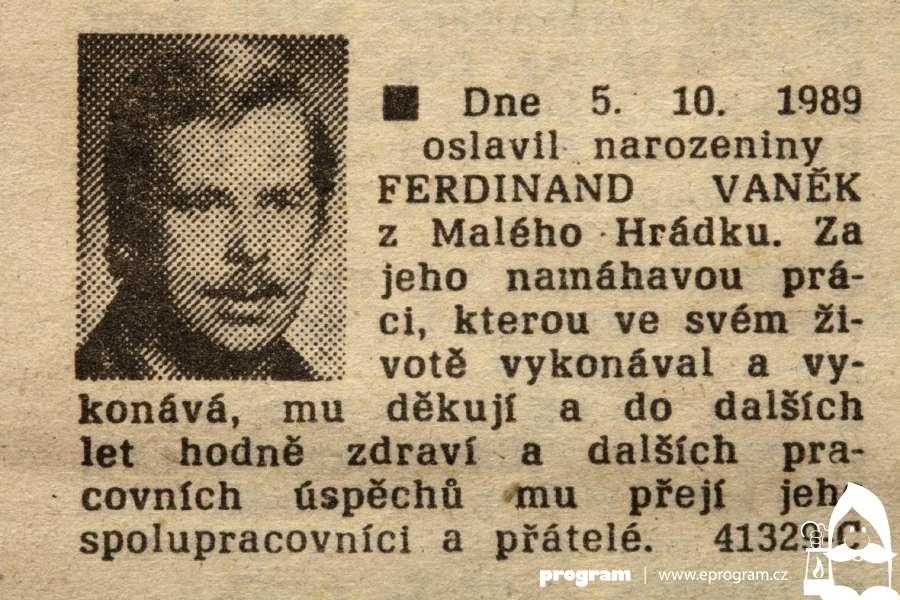 Ostravská Noc divadel s Ferdinandem