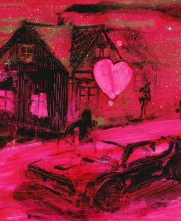 Igor Grimmich sní ve Slezskoostravské galerii