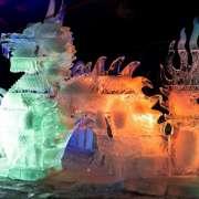 Ostravský outlet je partnerem Ledových soch na Pustevnách