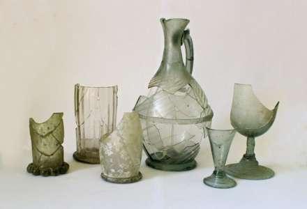 Komentované prohlídky výstavy Krása středověkého a renesančního skla