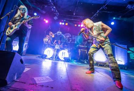 Legendární Uriah Heep se chystají také do Ostravy