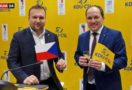 KDU-ČSL má ultimátum pro ODS. Chce změnit volební systém