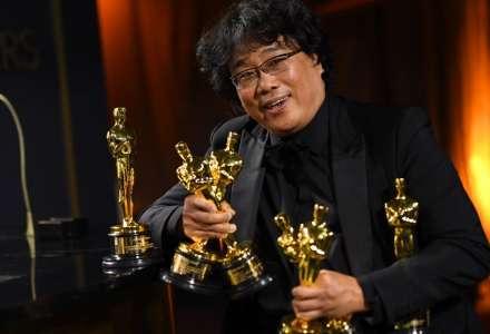 Bong Joon-ho, korejský režiser nejúspěšnějšího letošního oskarového filmu Parazit