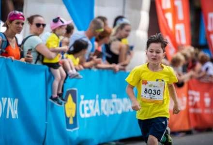 Největší rodinný běžecký seriál RunTour bude v Ostravě i letos
