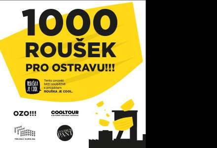 1000 roušek pro Ostravu!!!
