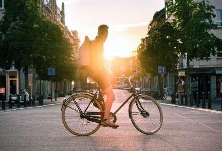 Zachraňte město! vyzývá soutěž Do práce na kole