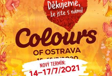 Colours of Ostrava letos nebudou