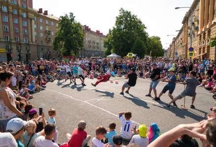 V Ostravě se na léto chystá Happening pro Cirkulum