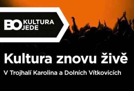 Projekt Bo Kultura Jede!!! má za cíl rozpohybovat kulturu v Ostravě