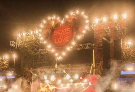 Pořadatelé festivalu Beats for Love chystají happening festivalu pro 1000 osob na den