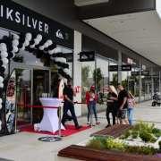 Značky QuikSilver, Roxy a DS Shoes nově v Outlet Arena Moravia