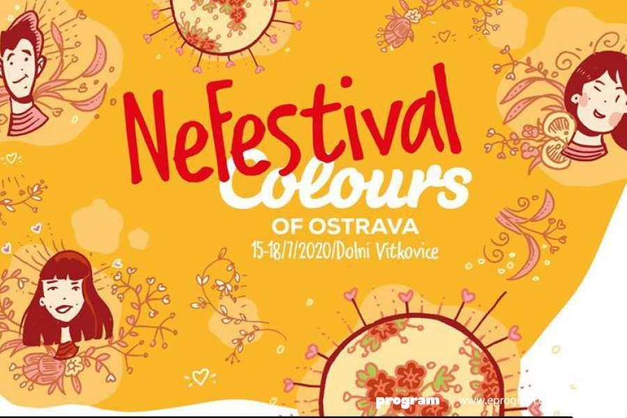NeFestival Colours of Ostrava 2020 bude v červenci s limitovanou kapacitou návštěvníků