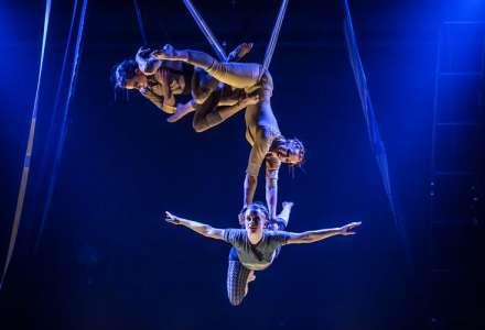 NeFestival Colours of Ostrava zahájí ve středu akrobatické představení Cirku La Putyka s hosty - naživo i jako live stream