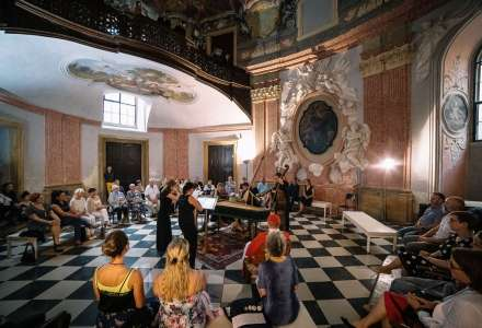 Do Olomouce na barokní slavnosti