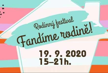 Rodinný festival Fandíme rodině!