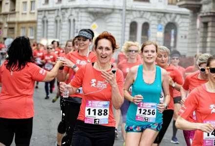 Řadu novinek chystají letos organizátoři Českého běhu žen v Ostravě
