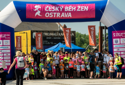Český běh žen Ostrava odstartuje v sobotu. Poprvé na podzim a s přísnými hygienickými pravidly.
