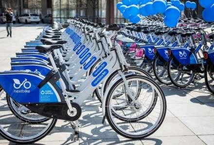 Na modrých sdílených kolech v Ostravě i v dalších letech