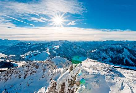 Za zimními radovánkami do Alp