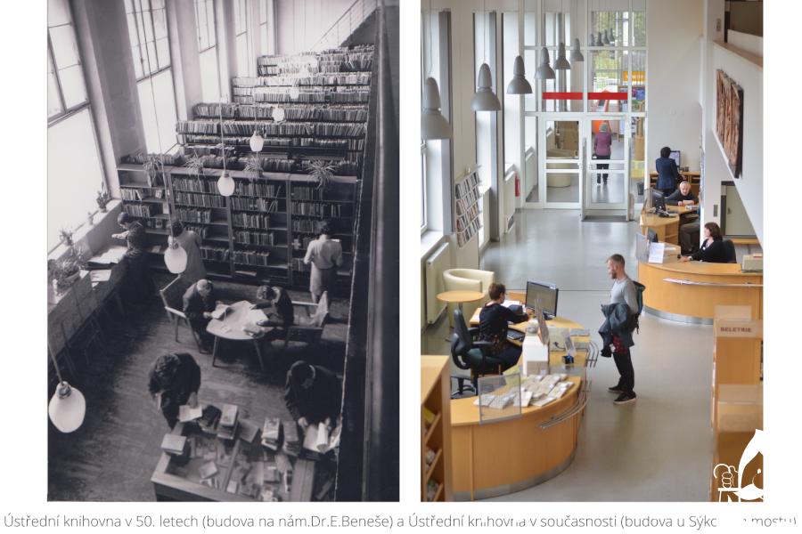 Knihovna města Ostravy slaví 100 let