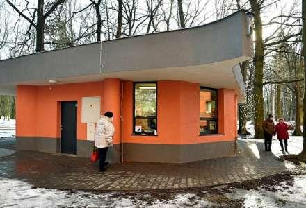Bělský les má další bistro a nově i veřejné toalety