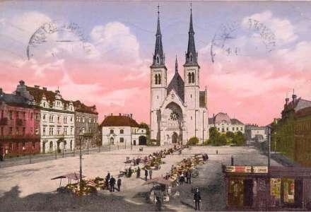 Ostravský výlet do Přívozu a křest bulletinu Krásná Ostrava